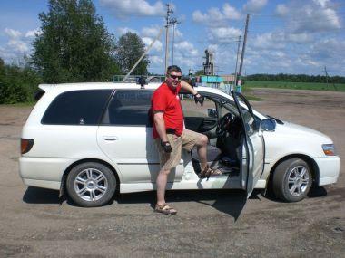 Путешествие Хабаровск — Якутск — Хабаровск в июле 2009 года на Nissan Bassara