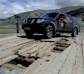 Проект Ocean2Ocean: Москва - Монголия - Восточная Сибирь - Селигер - Москва на Nissan Navara (18 200 км)