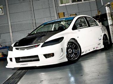 Тюнинг Honda Civic Type R последнего поколения