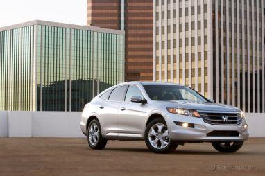 Обзор Honda Accord Crosstour. Возрожденный Аккорд-хэтчбэк, размер XL