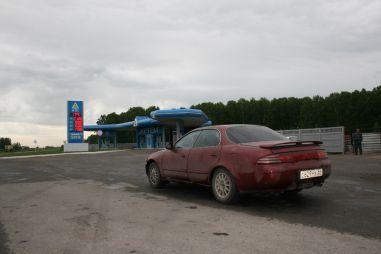 Небольшое путешествие из Новосибирска на озеро Инголь