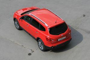 Тест-драйв Nissan Qashqai+2 от Drom.ru. Подросток-переросток