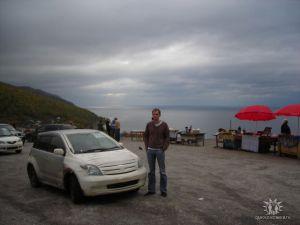 Перегон Toyota Ist из Владивостока в Красноярск (осень 2008 года)
