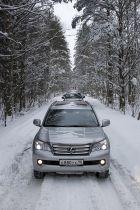 Тест нового Lexus GX 460 в Санкт-Петербурге от Drom.ru