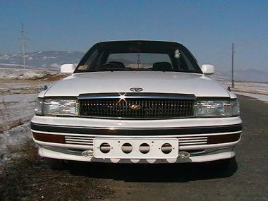 Перегон Toyota Corona из Бурятии в Челябинскую область (2006 год)