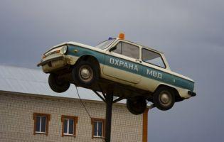 Перегон Nissan Cube и Toyota Porte через всю Россию. Фотоотчет