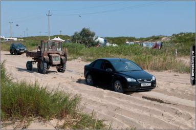 Автопутешествие Москва — Анапа (Джемете) на Chevrolet Captiva