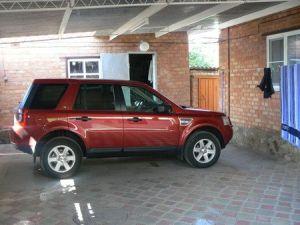 Питер — Краснодарский край. Мимо федералок, бесконечных фур и ГИБДД на Land Rover Freelander