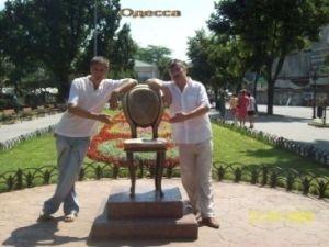Таганрог — Николаев — Одесса — Сочи на Toyota Caldina