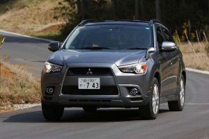 Обзор нового кроссовера Mitsubishi RVR (ASX). Немецкий стиль!
