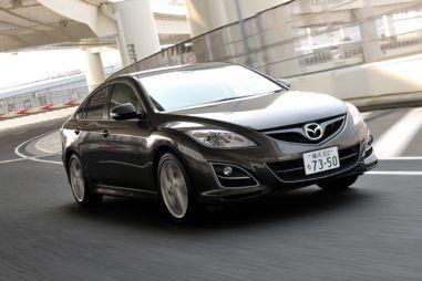 Тест Mazda Atenza Sport25Z. Немец из Хиросимы