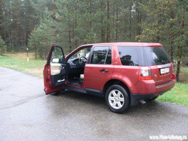Путешествие Питер — Киров (Вятка) на Land Rover Freelander, май 2010 года