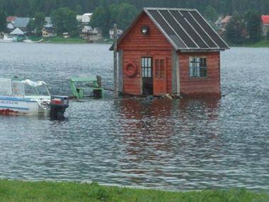 Поездка на Телецкое озеро с аварией, а также другими приключениями и злоключениями