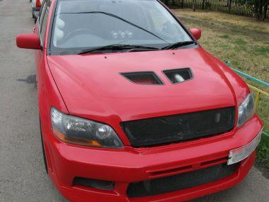 Тюнинг в России: Mitsubishi Lancer Cedia Turbo «BabyEvo»