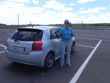 Путешествие в Казахстан на Тoyota Corolla Runx