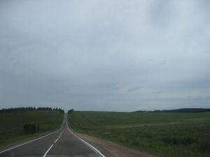 Автопутешествие по маршруту Владивосток — Новокузнецк — Ижевск и обратно летом 2010 года на Isuzu Bighorn