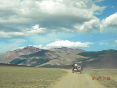 Магнитогорск — Алтай — Тува — Хакассия на Daihatsu Terios