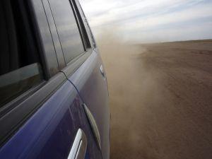 Свадебное путешествие из Барнаула в Костанай (Казахстан) на Nissan Cube
