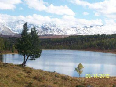 2 010 км за четыре дня, или Поездка из Новосибирска на Алтай