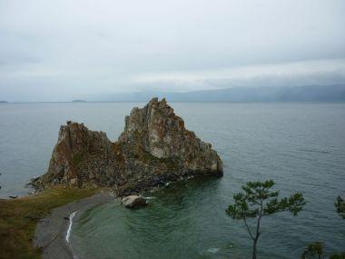 Путешествие из Красноярска на Байкал (август 2010)