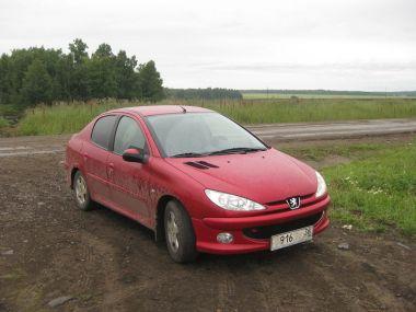 Автопутешествие из Иркутска в Хакасию на Peugeot 206 (отпуск в августе 2010 года)