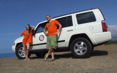 Ocean2Ocean: Несостоявшийся перегон Калифорния — Майями — Москва, или по Гавайям и Флориде на Jeep Commander и Ford Expedition