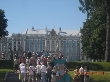 Поездка в Санкт-Петербург на BMW X5