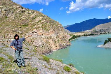 Путешествие на Алтай на Honda Integra и Toyota Corona Exiv