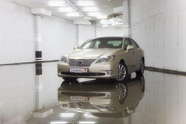 Тест-драйв Lexus ES350 от Drom.ru. Заокеанская ценность