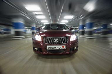 Обзор Suzuki Kizashi 4WD отDrom.ru. Долгожданный