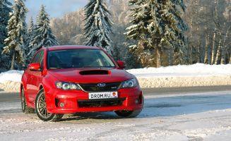 Тест-драйв обновленной Subaru ImprezaWRX от Drom.ru. Вхорошей форме