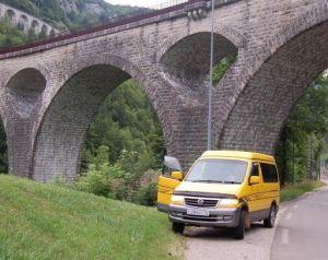 Отчет о поездке в Европу из Якутии летом 2010 года