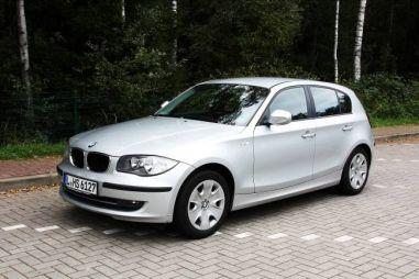 Автопутешествие одиночки по Европе (на BMW 118d)