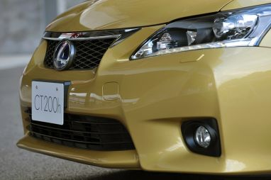 Обзор гибридного хэтчбека Lexus CT200h