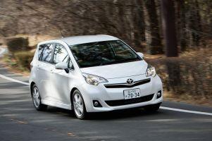 Обзор нового поколения Toyota Ractis (японский аналог Verso-S)