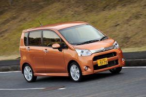 Обзор нового поколения Daihatsu Move — самой экономичной машины в мире