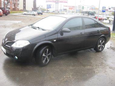 В Анапу из Сургута на Nissan Primera