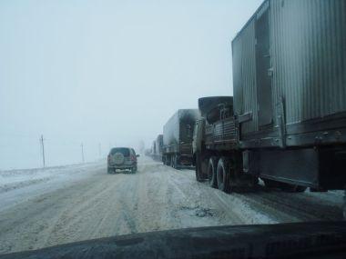 Из Москвы до Зауралья под Новый 2011 год