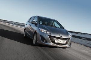Тест-драйв нового поколения Mazda5 отDrom.ru. Семейнаяценность