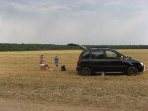 Спасение от жары, или Путешествие за Полярный круг в Мурманскую область на Hyundai Matrix