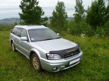 Свадебное путешествие на Subaru Legacy Lancaster: Хакасия, Ивановские озера, Ергаки!