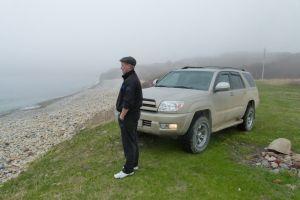 Автопробег по Приморскому краю на Toyota 4Runner с попутным заездом на водопады