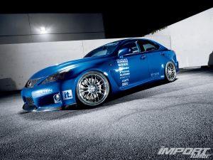 Тюнинг Lexus ISF 2008. Проект завершен!
