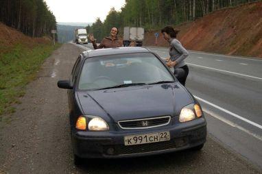 Путешествие из Барнаула в Сочи, Абхазию, Крым, в июне 2010 года