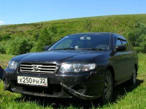 Путешествие по Алтаю на Nissan Avenir. Солоновка—Ануй—Черга—Солоновка