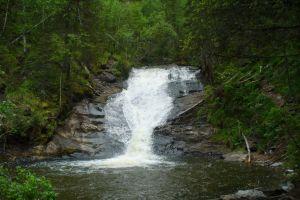 Поездка на водопады на р. Шинок (Алтайский край)