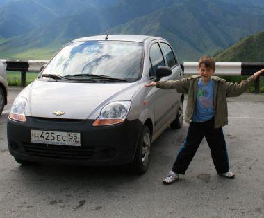 Большое путешествие в Европу на Chevrolet Spark