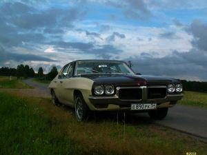 Путешествие в Белоруссию и Краснодарский край на Pontiac Lemans 1970 года