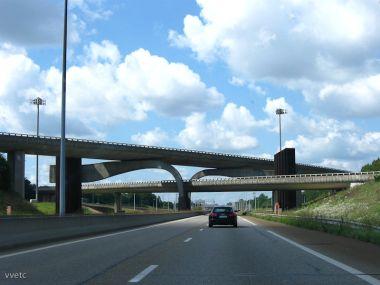 Новосибирск—Польша—Чехия—Германия—Франция и обратно на Mazda Capella Wagon