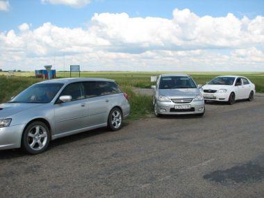 Поездка из Омска в Казахстан на оз. Имантау (2011 год)